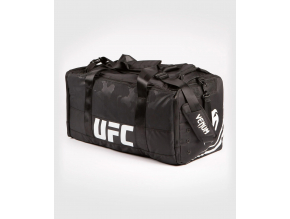 sportovni taska venum ufc authentic week black white f1