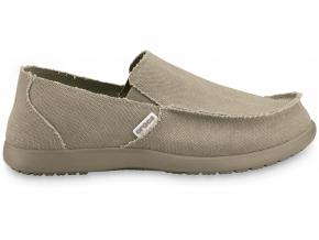Crocs Santa Cruz Mens Khaki/Khaki