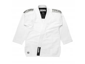 tatami black label white gi kimono bjj bile white grey f1