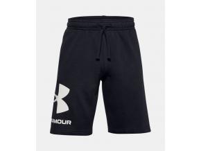 panske kratasy rival flc big logo shorts UA cerne f1