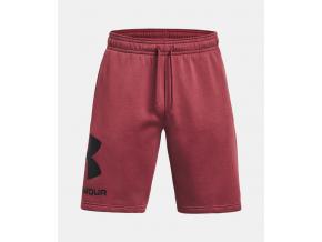 panske kratasy rival flc big logo shorts UA cervene f3
