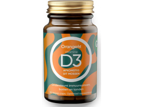 Orangefit Vitamine D3  90 kapslí