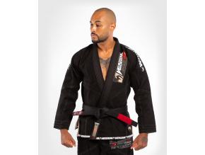 venum kimono bjj jiu jitsu gi elite 3 black cerne f1