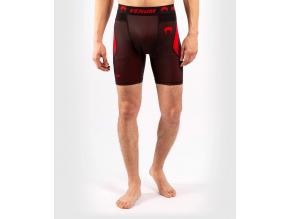 valetudo kompresni sortky venum nogi3 black red cervene f1
