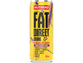 Nutrend Fat Direct drink  250 ml.