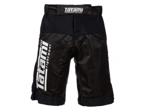 Šortky Multi Flex Black IBJJF Shorts - Tatami fightwear