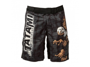 Šortky Thinker Monkey Fight Shorts - Tatami fightwear