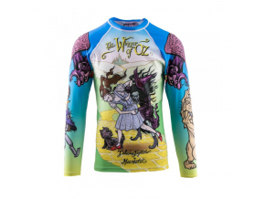 Whizzer of Oz Rashguard - Tatami fightwear