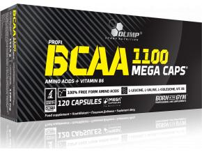 Olimp Sport nutrition BCAA Mega Caps 900 kapslí
