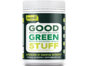 Nuzest Good Green Stuff 600g