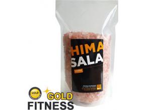 Purasana Himalájská sůl hrubá sáček 1kg