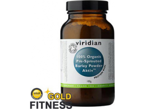 VIRIDIAN nutrition 100% Organic Aktivated Barley Powder 100 g