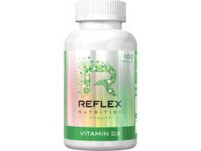 Reflex Nutrition Vitamin D3 100kapslí