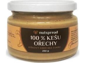 Nutspread 100% Kešu máslo 250g