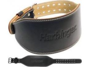 Harbinger Fitness opasek kožený Harbinger 285 - tmavý