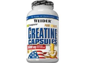 Weider Pure Creatine Capsules 200 kapslí
