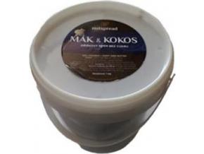 Nutspread 100% Kokosovo-makové máslo 1kg