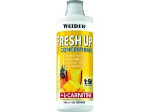 Weider Fresh Up + L-Carnitin 1000ml.