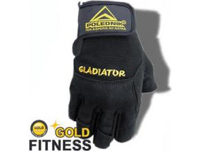 Polednik Fitness rukavice Gladiator bez omotávky