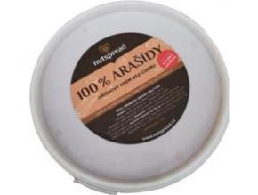 Nutspread 100% Arašídové máslo crunchy 1 kg