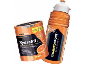 NAMEDSPORT HydraFit 400g + DÁREK sportovní láhev