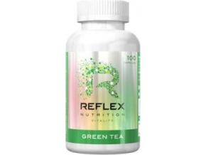 Reflex Nutrition Green Tea 100 kapslí