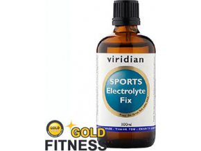 VIRIDIAN nutrition SPORTS Electrolyte Fix 100ml.