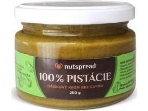 Nutspread 100% Pistáciové máslo 250g