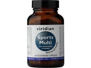 VIRIDIAN nutrition Sports Multi 60 kapslí