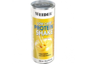 Weider Low Carb Protein Shake 250ml.