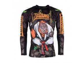 Hang Loose Orangutang Rashguard - Tatami fightwear