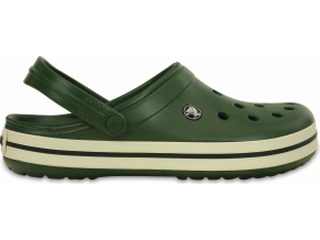 Crocs Crocband - Forest/Stucco