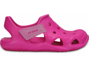 Crocs Swiftwater Wave K - Neon Magenta