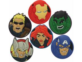 Crocs Marvel's Avengers Heroes 6pack