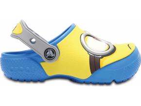Crocs FunLab Minions Clog - Ocean