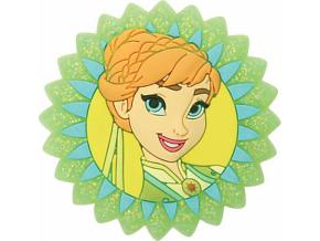 Crocs Anna Frozen Fever Badge