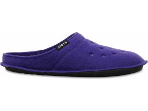 Crocs Classic Slipper - Ultraviolet/Oatmeal