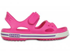 Crocs Crocband II Sandal Neon Magenta/Neon Purple