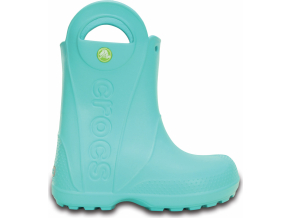 Crocs Handle It Rain Boot Kids - Pool Blue