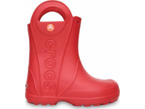 Crocs Handle It Rain Boot Kids - Red