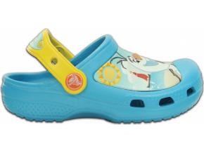 Crocs CC Olaf Clog - Electric Blue