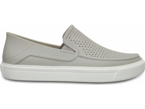 Crocs CitiLane Roka Slip-on W - Pearl White