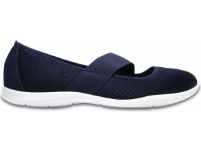 Crocs Swiftwater Flat W - Navy/White