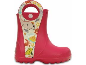 Crocs Handle It Sea Life Boot K - Raspberry