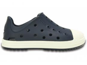 Crocs Bump It Shoe Kids - Navy/Oyster