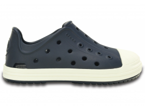 Crocs Bump It Shoe Kids - Navy/Oyster