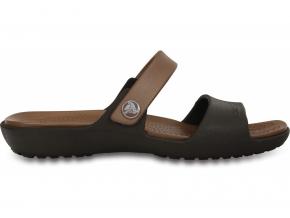 Crocs Coretta Sandal Women's - Espresso/Bronze