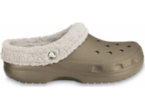 Crocs Kids Mammoth - Khaki/Oatmeal