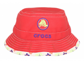 Crocs Girls Reversible Bucket - Pulse