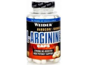 Weider L-Arginine Caps 100 kapslí